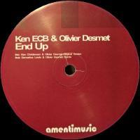 KEN ECB & OLIVER DESMET - End Up : 12inch