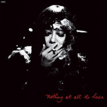 浅川マキ - Nothing At All To Lose : LP
