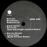 VARIOUS - Detroit Beatdown Remixes 1:3 : 10inch