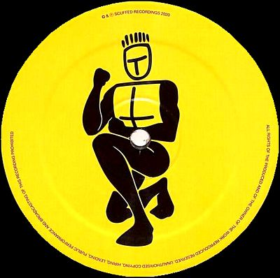 CHUNGO - Pineapple EP (incl. Breaka Remix) : 12inch