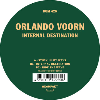ORLANDO VOORN - Internal Destination : 12inch