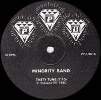 MINORITY BAND - Tasty Tune : 12inch