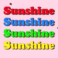 KING PARI - Sunshine : 7inch