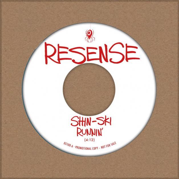 SHIN-SKI - RESENSE 051 : 7inch