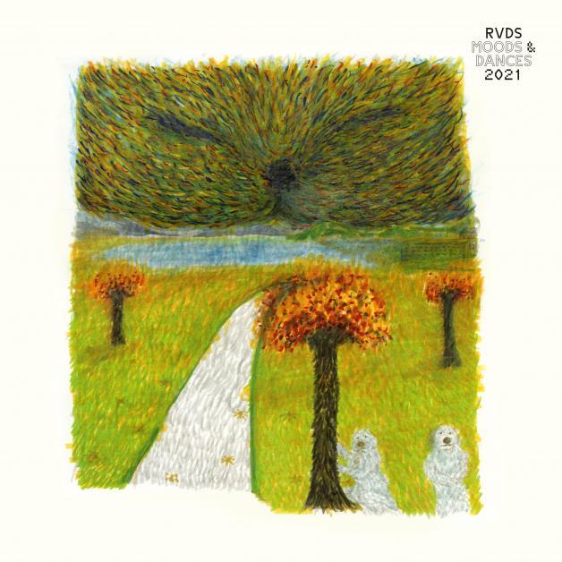 RICHARD VON DER SCHULENBURG(RVDS) - Moods And Dances 2021 : LP