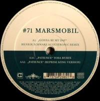 MARSMOBIL - Gonna Be My Day / Patience : 12inch