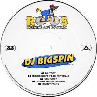 DJ BIGPSPIN - Woody Woodpeckham EP : 12inch