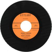PRATT & MOODY & COLD DIAMOND & MINK - Wheels Turning : 7inch
