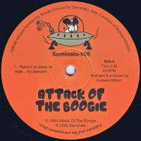 ANDREW KITCHEN - Attack Of The Boogie : 12inch