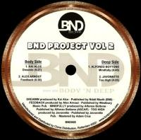 VARIOUS ARTISTS - BND Project Vol.2 : BODY 'N DEEP (US)