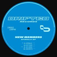 NEW MEMBERS - Spirals EP : 12inch