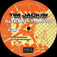 TIM JACKIW - Algorhythms EP : 12inch