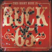BUCK 65 - This Right Here Is Buck 65 : CD