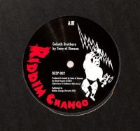 SONS OF SIMEON - Golliath Brothers : RIDDIM CHANGO (JPN)
