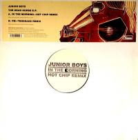 JUNIOR BOYS - The Dead Horse Ep-2nd : 12inch
