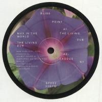 MAX IN THE WORLD - THE LIVING DUB EP : 12inch