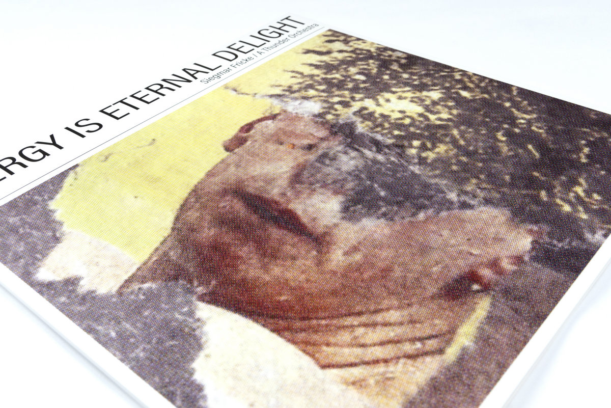 SIEGMAR FRICKE / A THUNDER ORCHESTRA - Energy Is Eternal Delight : LP gallery 2