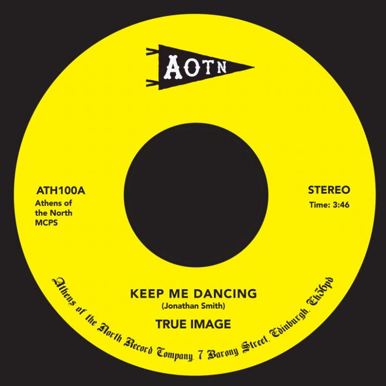 TRUE IMAGE - Keep Me Dancing : 7inch