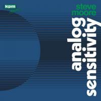 STEVE MOORE - Analog Sensitivity (kpm) (lp) : BE WITH (UK)