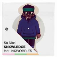 Knxwledge - So Nice Feat. Nxworries/Anderson .Paak : Stones Throw (US)