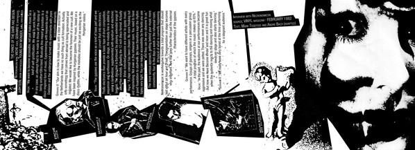 NECRONOMICON - THE SOUND OF FETISJ 1982 : CASSETTE gallery 2