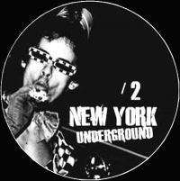 VARIOUS - New York Underground / 2 : 12inch