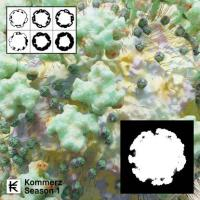 VARIOUS ARTISTS - Kommerz Season 1: Anti Virus : 12inch