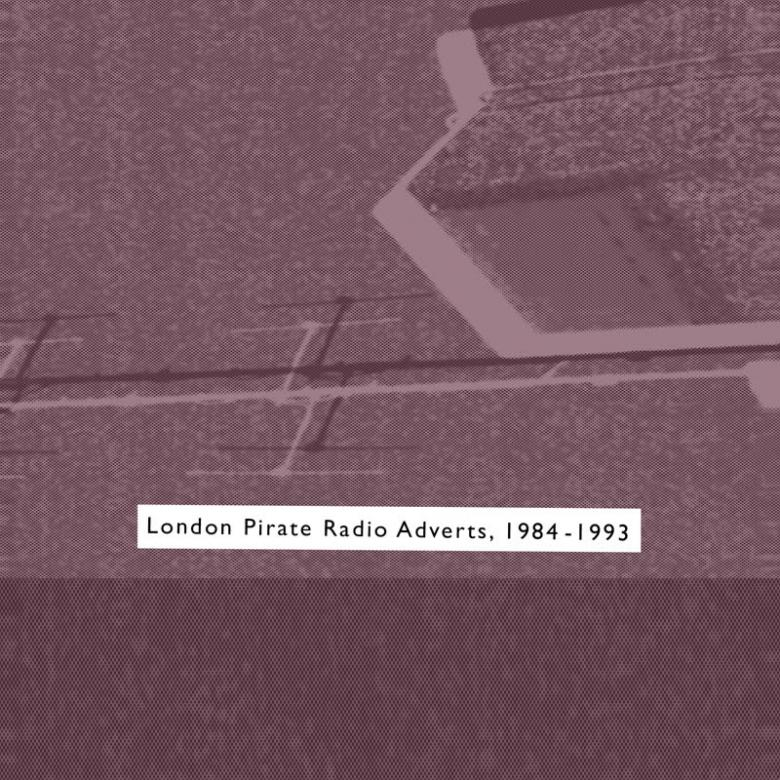 DEATH IS NOT THE END - London Pirate Radio Adverts 1984-1993, Vol. 2 : DEATH IS NOT THE END (UK)