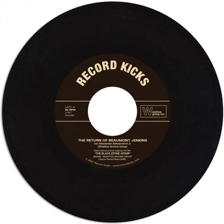 WHATITDO ARCHIVE GROUP - The Return of Beaumont Jenkins / La Pietra : RECORD KICKS