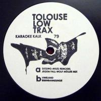 TOLOUSE LOW TRAX - Tolouse Low Trax : 12inch
