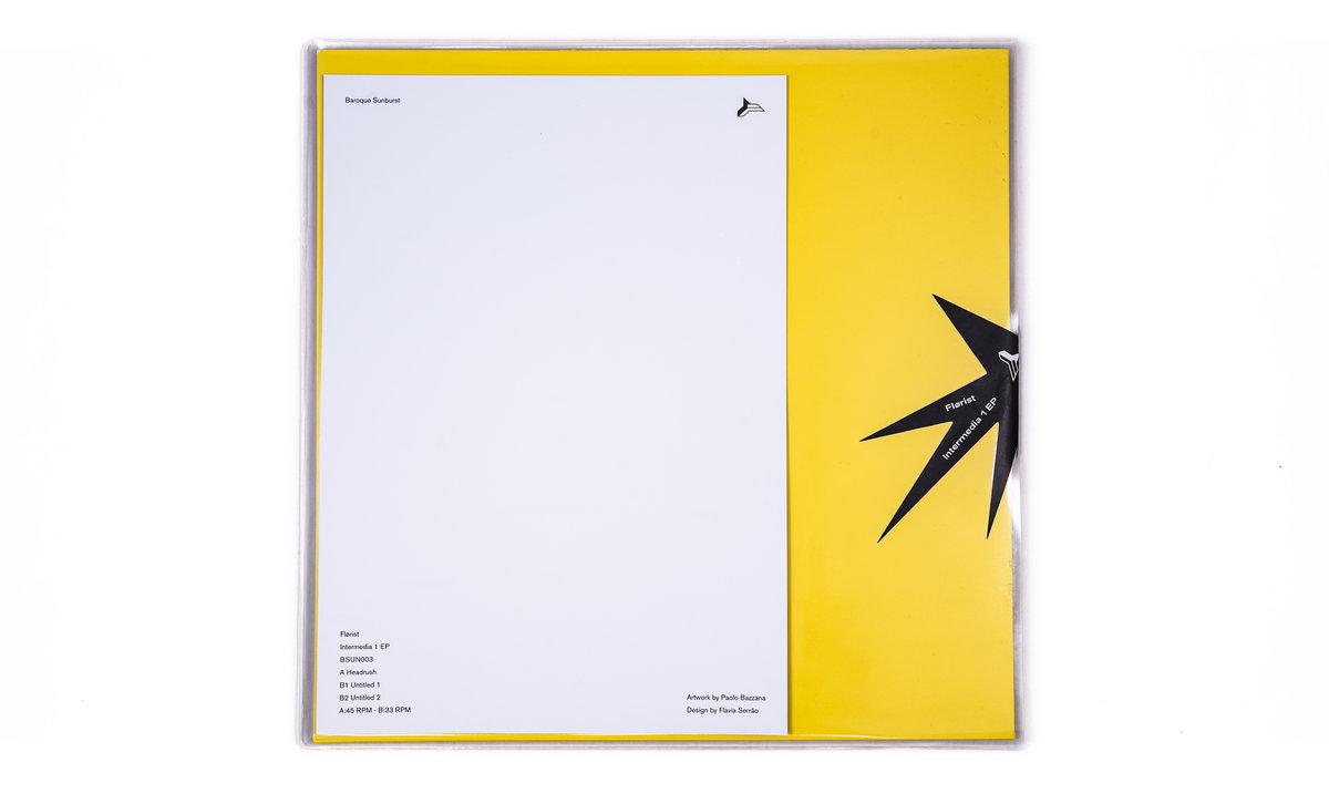 FLORIST - Intermedia 1 EP : 12inch gallery 2