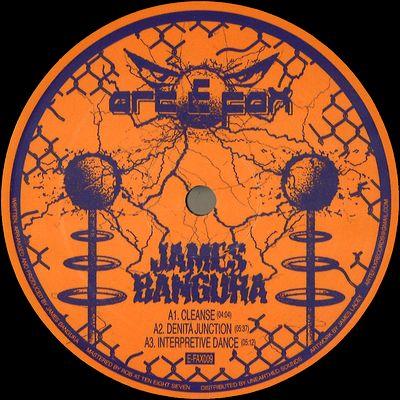 JAMES BANGURA - E-FAX009 : 12inch
