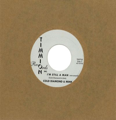 WILLIE WEST - I'm Still A Man : TIMMION (FIN)