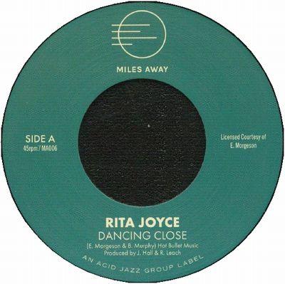 RITA JOYCE - Dancing Close / Back Home Again : 7inch