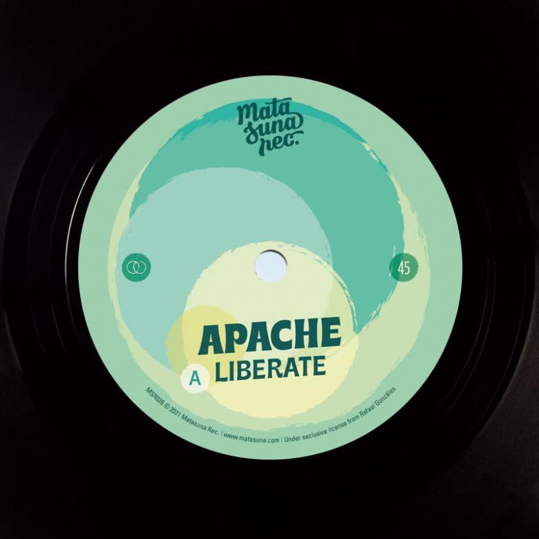 APACHE - Liberate | Hombre : 7inch
