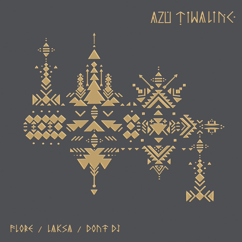 AZU TIWALINE - Draw Me a Silence Remixes (Flore, Laksa, Don't DJ) : 12inch