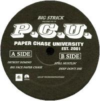 BIG STRICK - Paper Chase University : 12inch