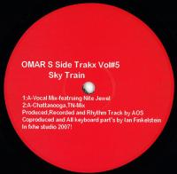 OMAR-S - Side Trakx Vol#5 : FXHE (US)
