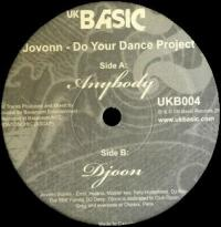JOVONN - Do Your Dance Project : 12inch
