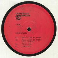 CHRIS STUSSY - Take A Leap Of Faith (incl Relic remix) : 12inch