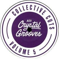 UC BEATZ - 803 Crystal Grooves Collective Cuts, Vol : 12inch