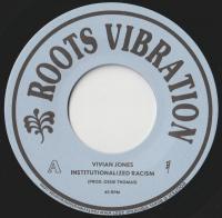 VIVIAN JONES - Institutionalized Racism : 7inch