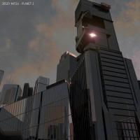 JOSSY MITSU - Planet J : ASTRAL BLACK (UK)