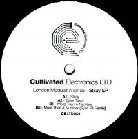 LONDON MODULAR ALLIANCE - Stray EP : CULTIVATED ELECTRONICS LTD (UK)