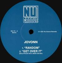 JOVONN / DEETRON - Random / Get Over It / Dr. Melonball / V-NRG : 12inch