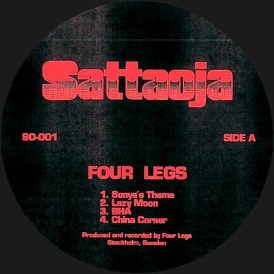 FOUR LEGS - Sattaoja : 12inch