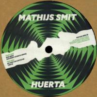 MATHIJS SMIT - The Bad Bird EP (incl. Huerta Remix) : 12inch