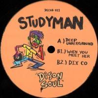 STUDYMAN - Dijon Soul EP : 12inch