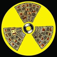 EGOLESS - Like a Nuclear Bomb / Super Echo : SCRUB A DUB (UK)
