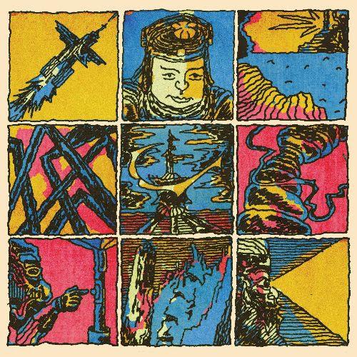 TOM JARMEY - Bird Of Opal EP : ELLIPSE (UK)